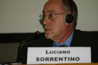 In ricordo di Luciano Sorrentino